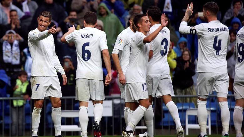 Real Madrid: El Clasico Tiba Pada Waktu yang Tepat