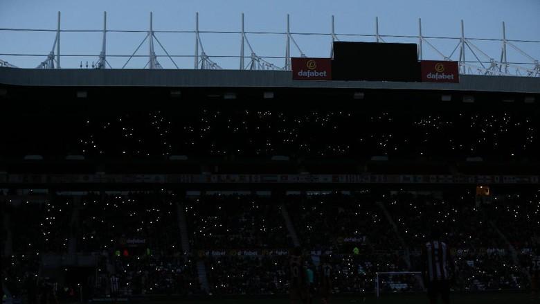 Gelap Gulita di Stadion Cahaya Milik Sunderland