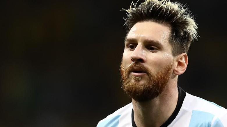 Messi Turun Tangan Membayari Gaji Petugas Keamanan Timnas