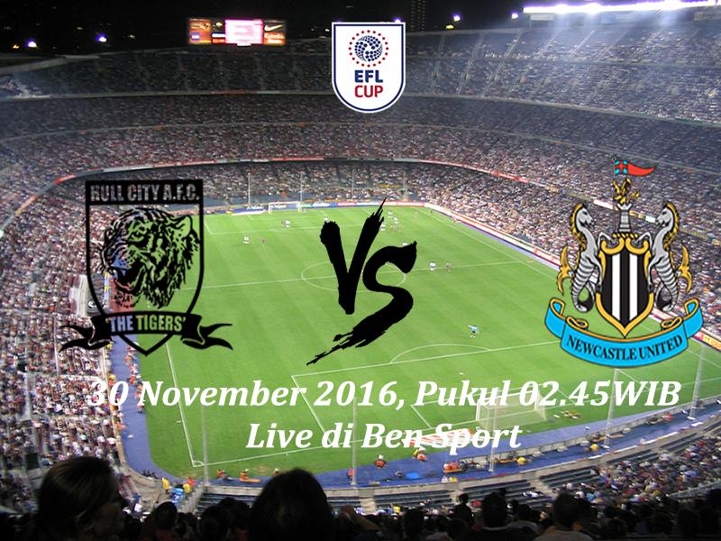 Prediksi Hull City vs Newcastle 30 November 2016