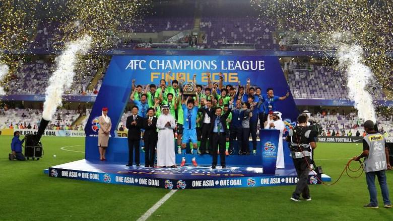 Jeonbuk Juara Liga Champions Asia 2016