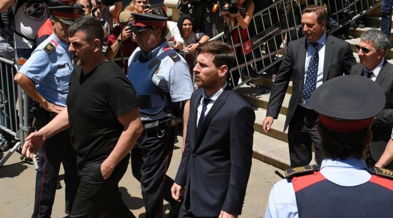 Lionel Messi Menolak Tawaran Kontrak Baru Barcelona