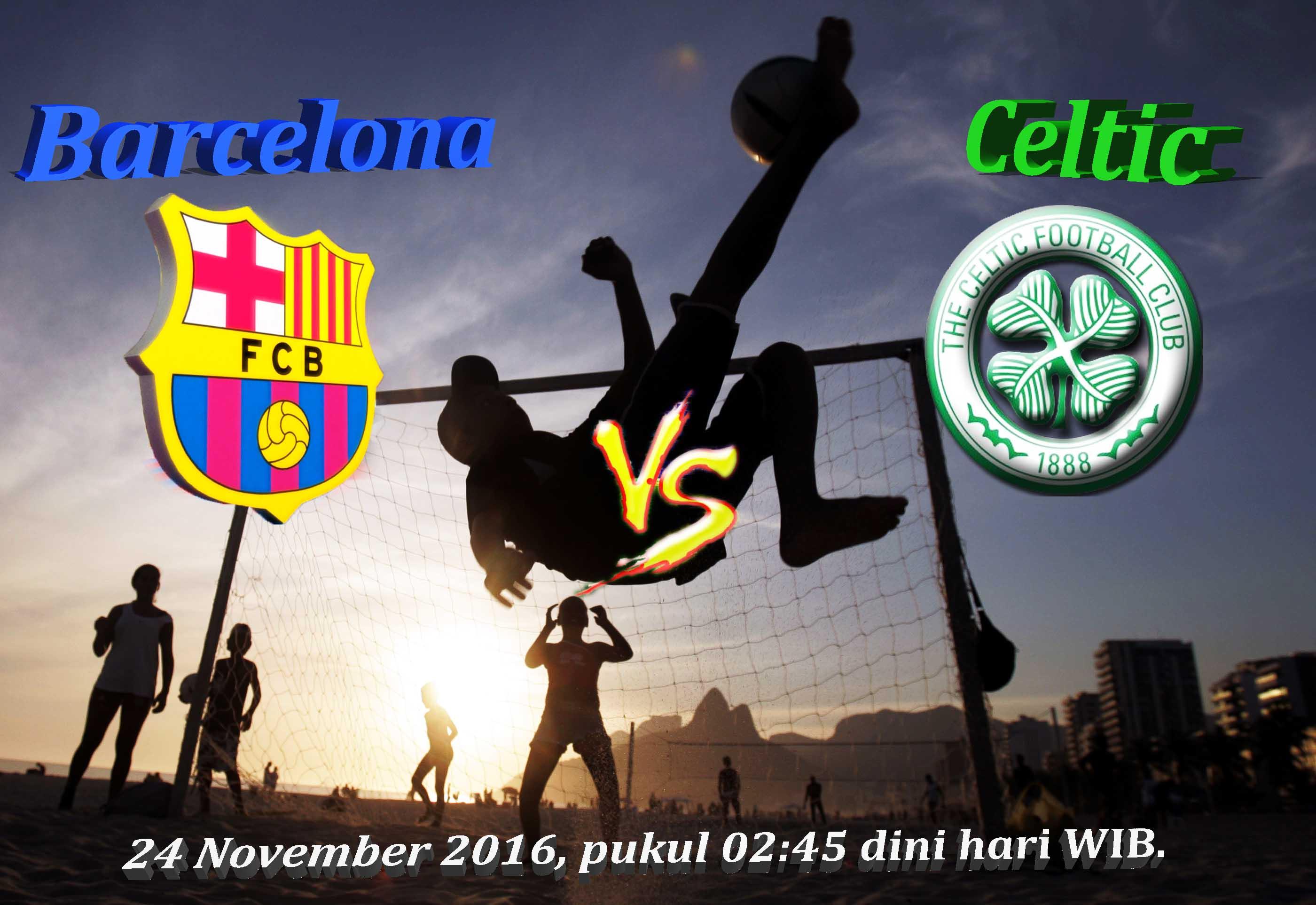 Prediksi Celtic Vs Barcelona