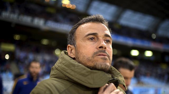 Ini Pilihan Enrique Jika Tak Lagi Latih Barcelona