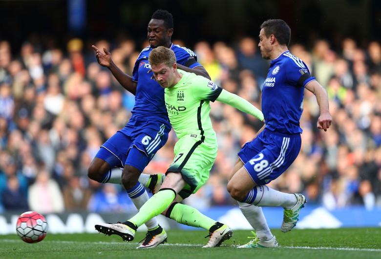 Sayang Sekali De Bruyne Tak Main di Chelsea