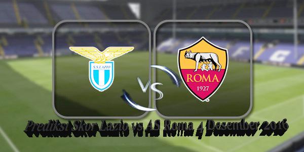 Prediksi Skor Lazio vs AS Roma