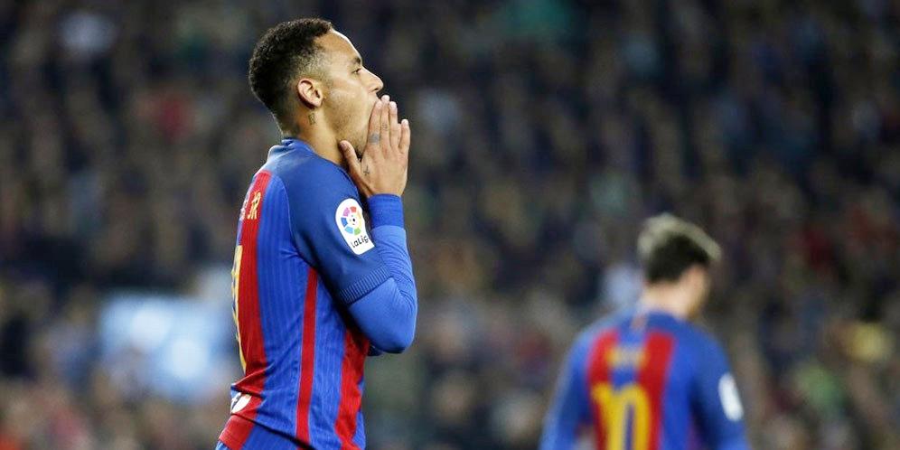 Neymar: Saya Takkan Siksa Diri Demi Ballon d'Or