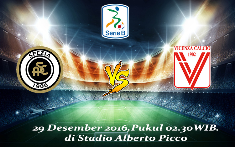 Prediksi Spezia vs Vicenza 29 Desember 2016