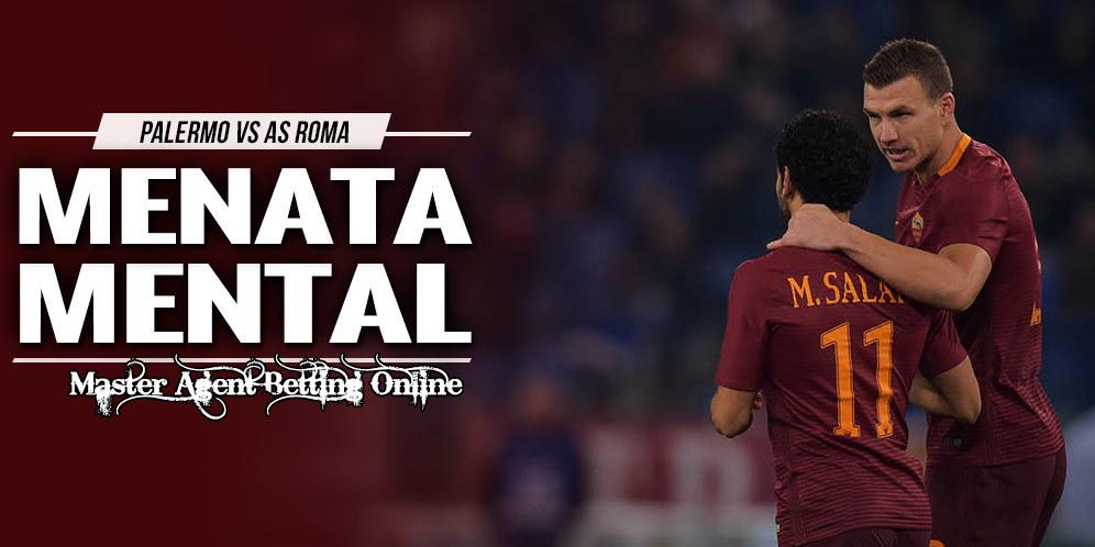 Prediksi Palermo vs AS Roma 13 Maret 2017
