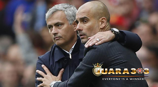 Mourinho Bicara Soal Hubungannya dengan Guardiola