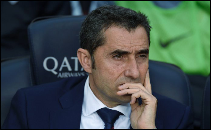 Ernesto Valverde Yakin Neymar Akan Tetap Di Barcelona