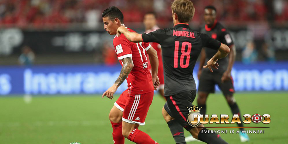 Arsenal Kalahkan Bayern Lewat Adu Penalti