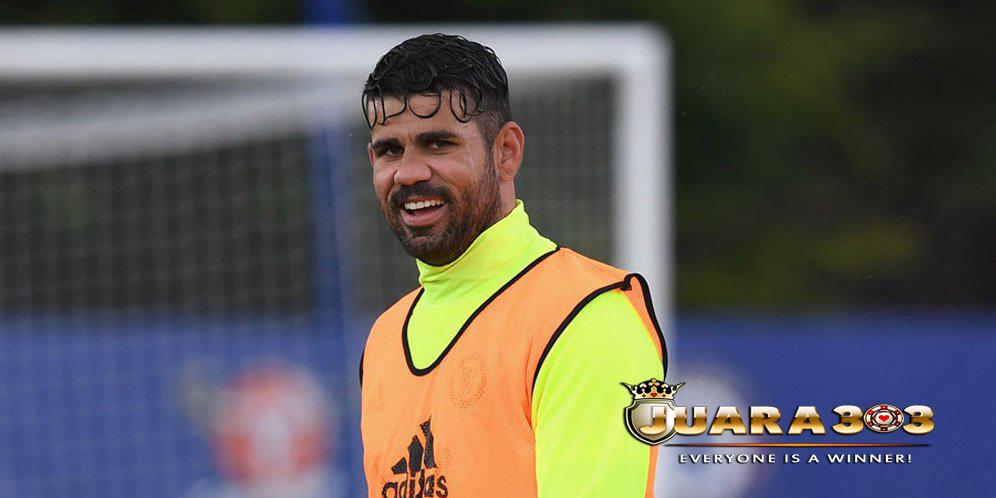Diego Costa Frustasi Tidak Kunjung Gabung Atletico