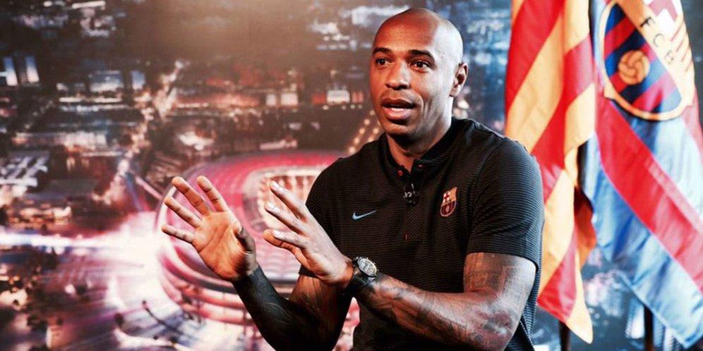Henry: Barca Memang Lebih Dari Sekadar Klub