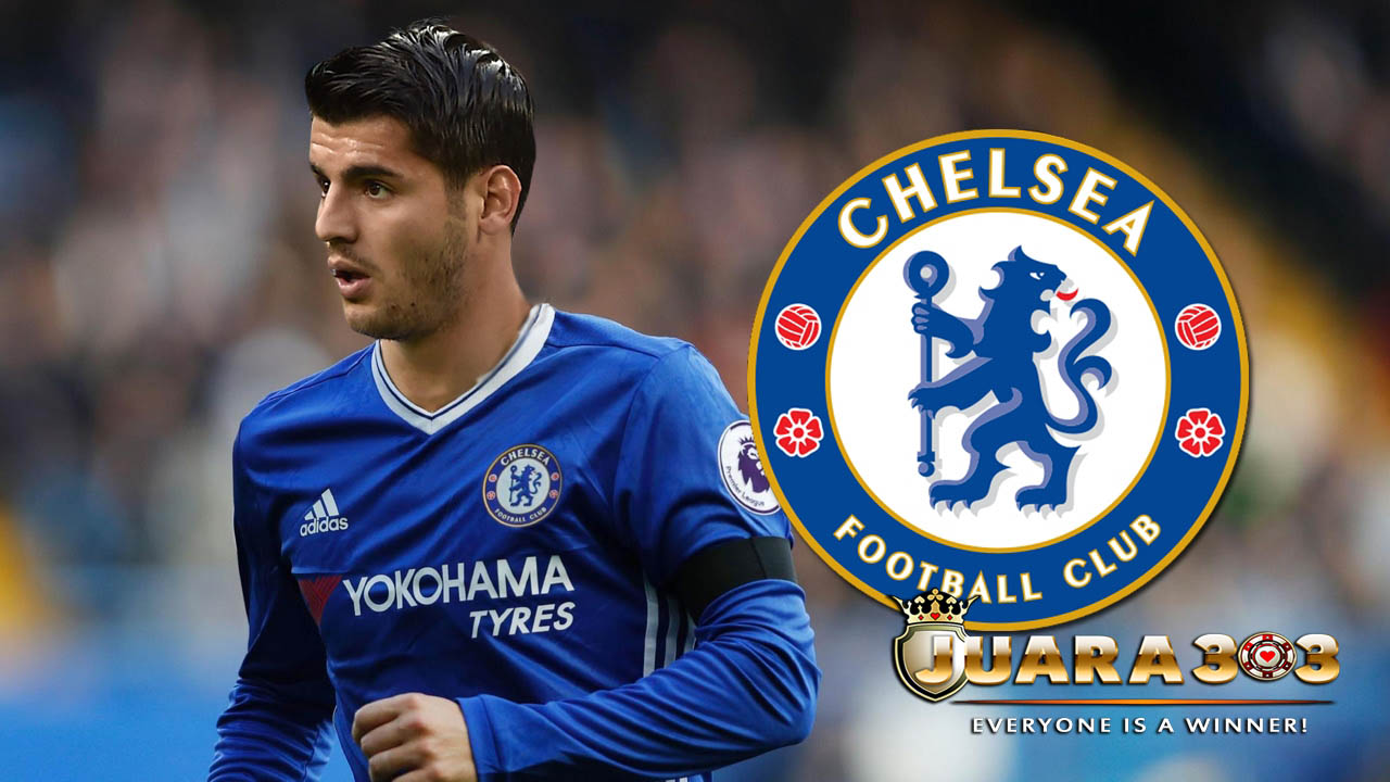 Resmi Gabung Bersama Chelsea, Morata Tidak Sabar Raih Trofi Juara