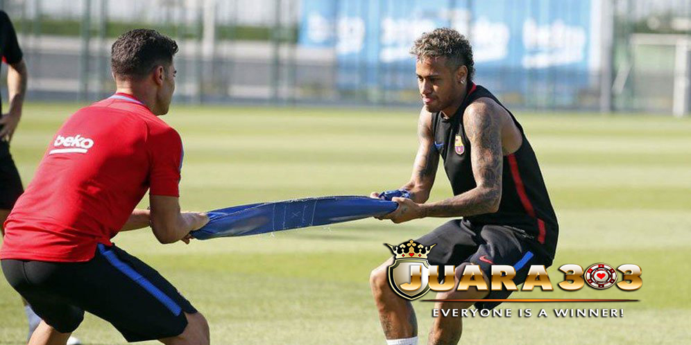 Barcelona Tidak Khawatir Kehilangan Neymar ke PSG