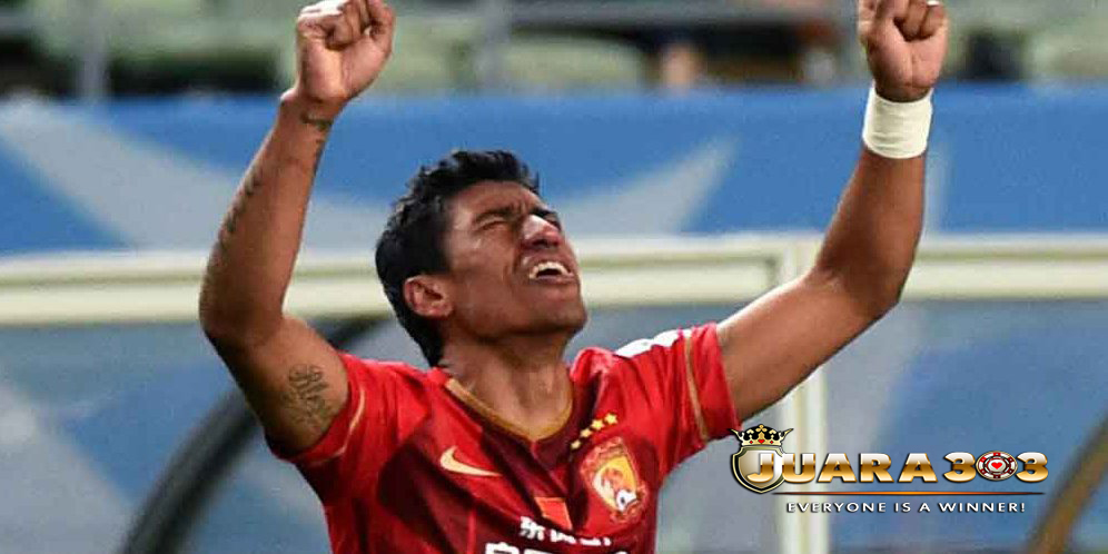 Paulinho ingin Bergabung di Barcelona