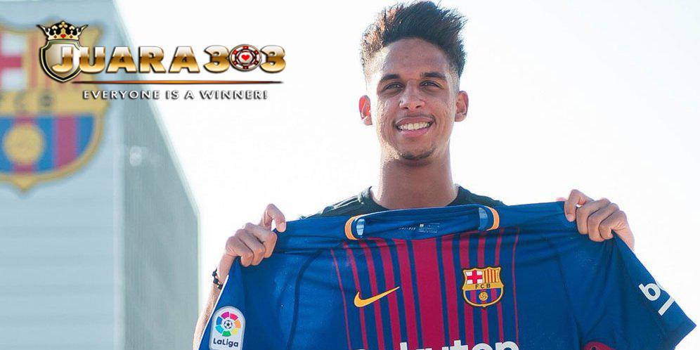 Akhirnya Barcelona Datangkan Pemain Muda Vitinho