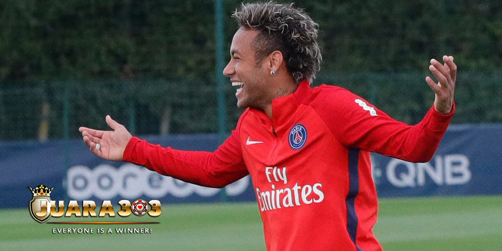 Neymar Bukan Anak Emas di PSG