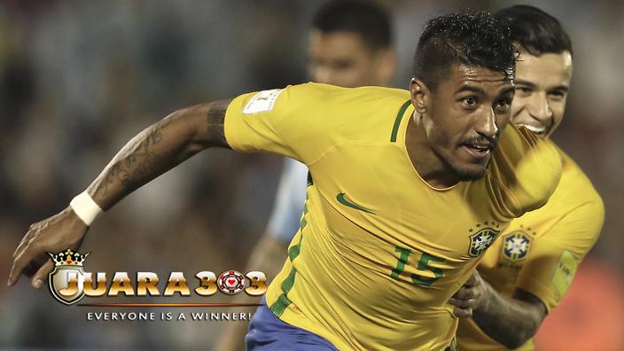 Barcelona Segera Rampungkan Transfer Paulinho