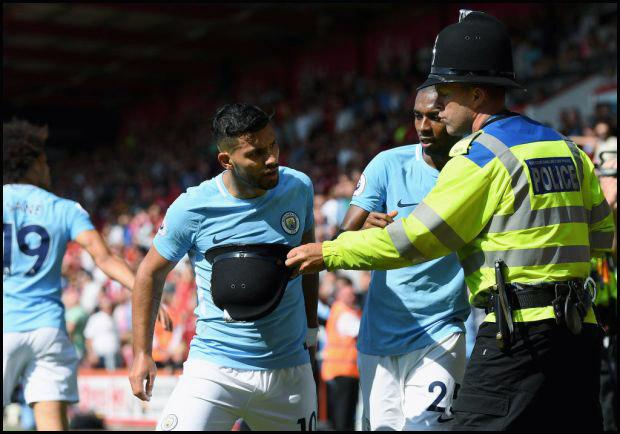 Agen Bola Online - Bournemouth Pastikan Sergio Aguero Tidak Lakukan Kesalahan