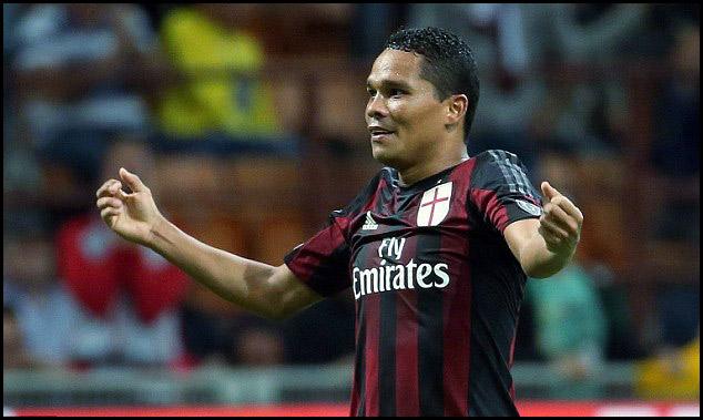 Agen Bola Online - Carlos Bacca Dapat Tawaran Untuk Bermain Di AS Monaco