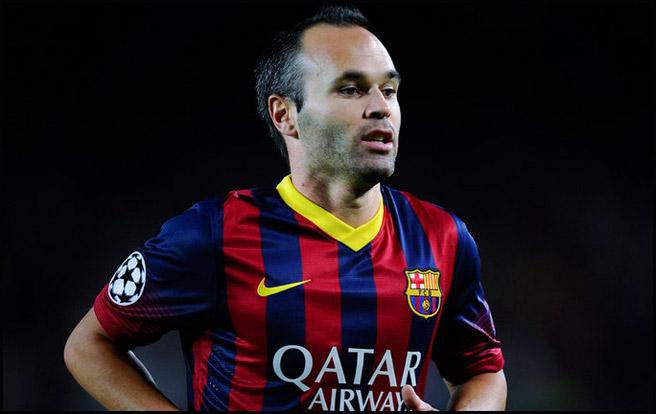 Agen Bola Online - Dapatkan Gelandang Baru, Iniesta Akan Keluar Dari Barcelona