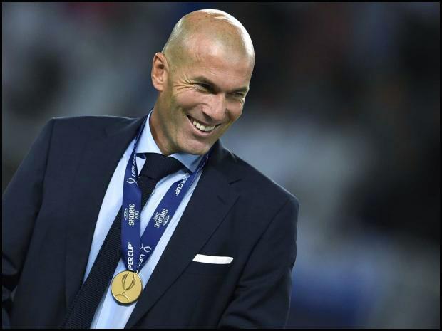 Agen Bola Online - Opsi Pilihan Zidane Untuk Menggantikan Posisi Ronaldo