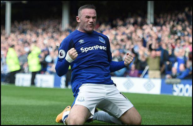 Agen Judi Bola - Ronald Koeman Sebut Rooney Tetap Pemain Terbaik Liga Inggris