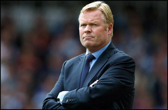 Agen Bola Online - Ronald Koeman Yakin Everton Akan Menang Saaat Melawan City