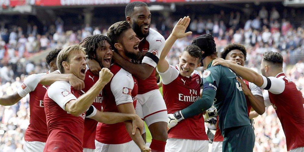 Data dan Fakta Premier League: Arsenal vs Leicester City
