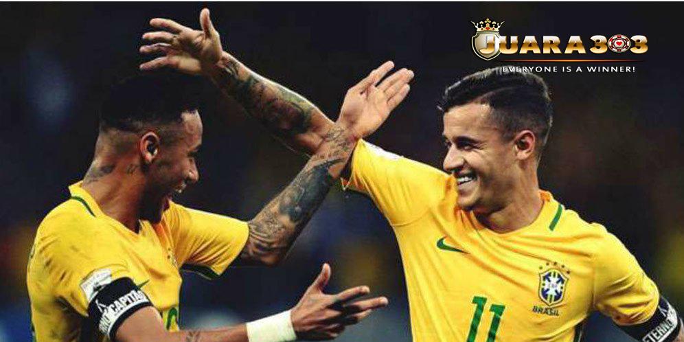 Coutinho Ketahuan Tidak Cedera dan Dalam Kondisi Sehat