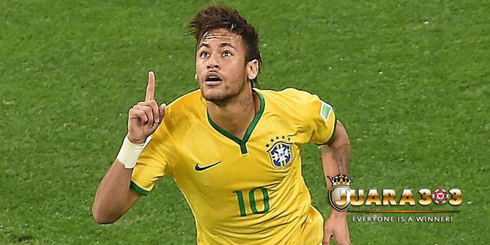 Barca Tidak Cairkan Bonus, Neymar Akan Laporkan FIFA