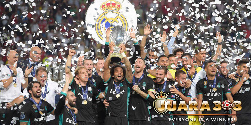 Hasil Pertandingan Real Madrid VS Manchester United 2 -1