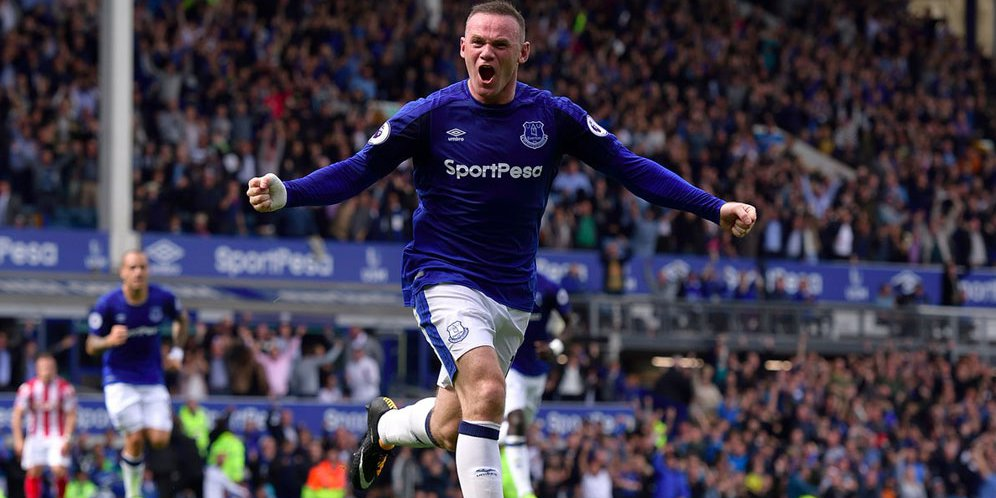 Hadirnya Rooney Bisa Beri Efek Positif Pada Mental Tanding Everton