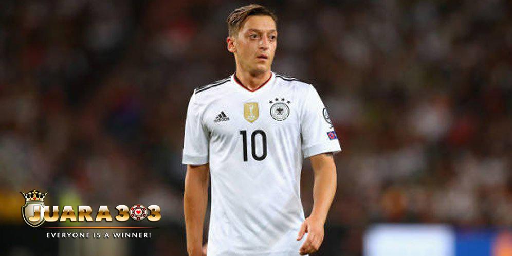 Setahun Sejak Gol Terakhir Mesut Ozil
