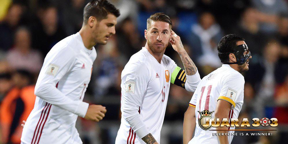 Gol Terkilat Sepanjang Karier Sergio Ramos