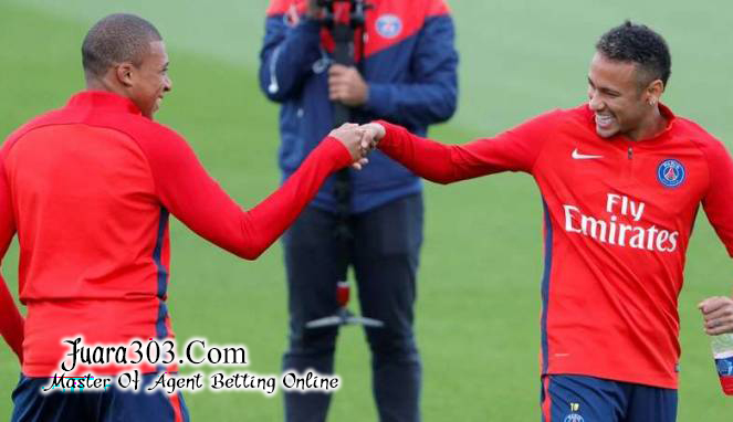 Neymar dan Mbappe Gabung PSG