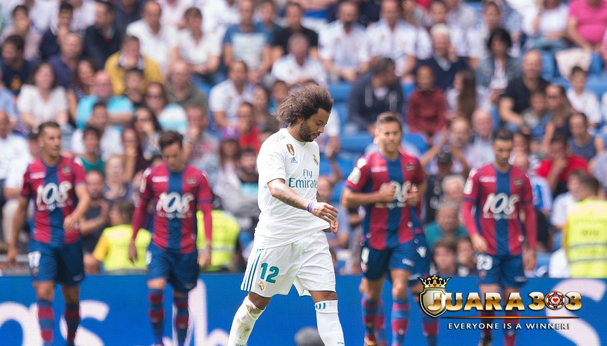 Vazquez Sebut  Madrid Kurang Tajam Berhadapan Dengan Levante