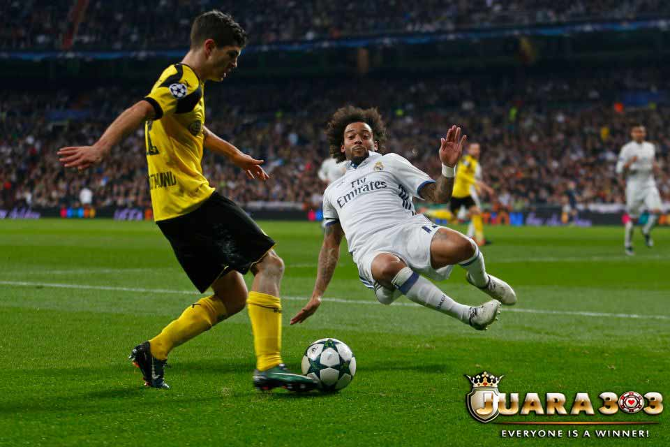 Borussia Dortmud vs Real Madrid