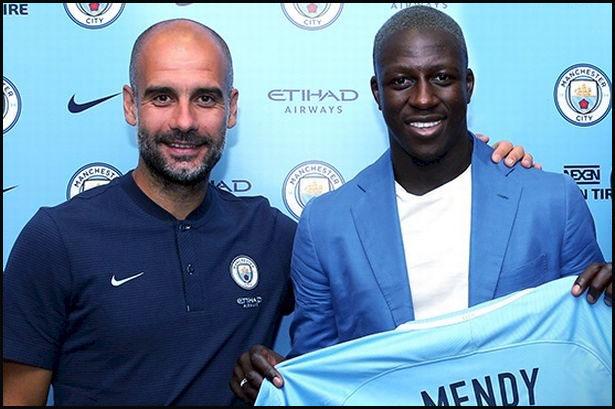 Agen Bola Online - Pemain Pengganti Benjamin Mendy Di Manchester City
