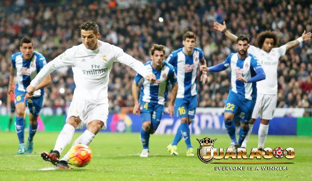 Prediksi Pertandingan Real Madrid VS Espanyol 2 Oktobet 2017