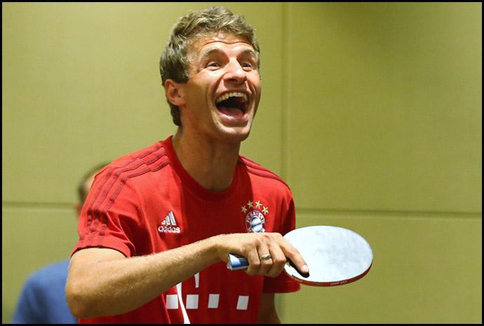 Agen Bola Online - Siap Tinggalkan Bayern Munchen, Muller Akan Pertimbangkan United