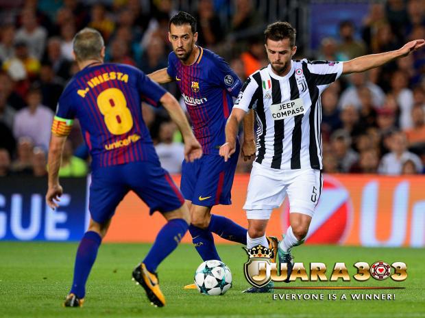 Messi Permalukan Juventus