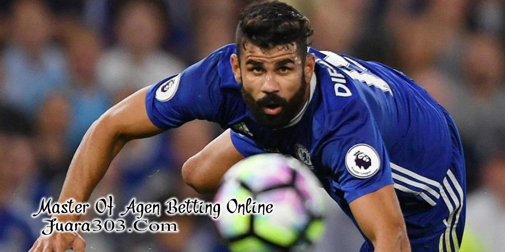 Diego Costa Sudah Kembali ke Chelsea
