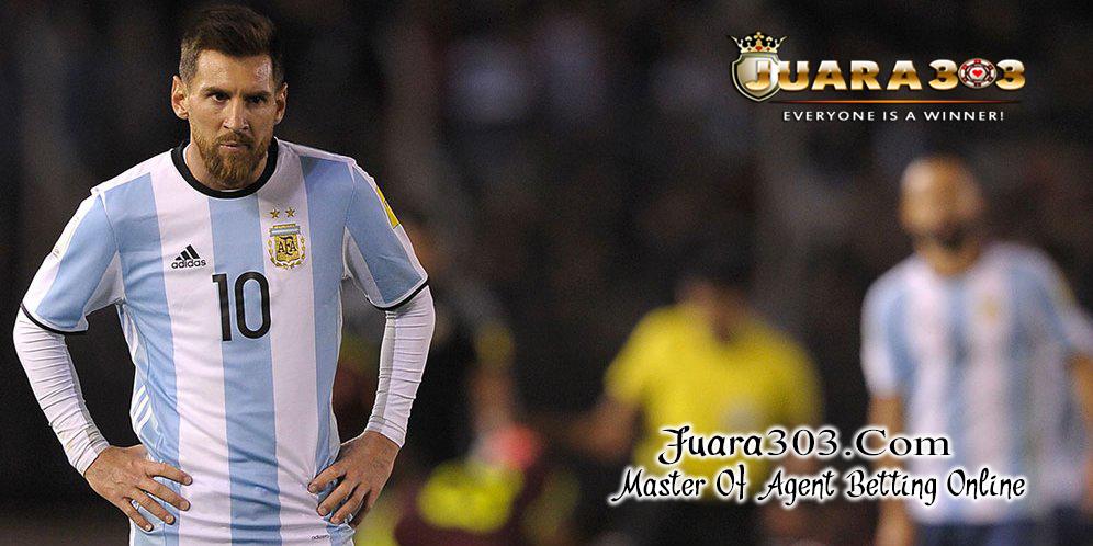 Asprilla: Messi Main Bersama Sekumpulan Keledai!