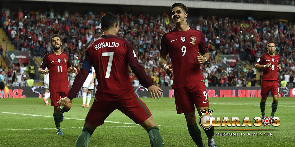 Hasil Pertandingan Portugal vs Kep Faroe: Skor 5 -1
