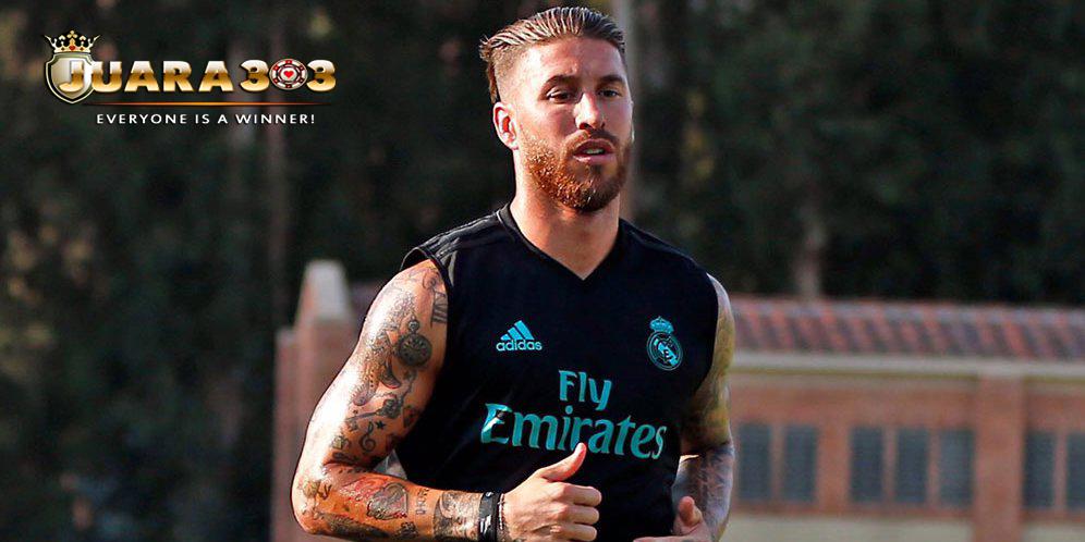 Ramos Sebut Permainan Spanyol Hampir Sempurna