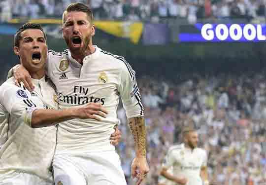 Zidane Anggap Ramos Paling Penting di Dalam Tim