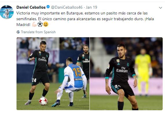 Pemain Madrid